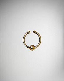 Fake Cartilage Ring