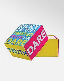 Ricky Dillon's Twisted Truth or Dare Game
