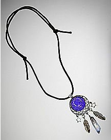 Mystical Dreamcatcher Necklace