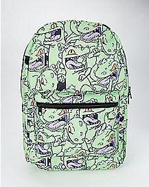 Reptar Rugrats Backpack