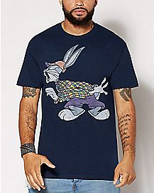 Retro Bugs Bunny T Shirt - Looney Tunes
