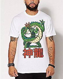 Dragon Shenron T Shirt - Dragonball Z