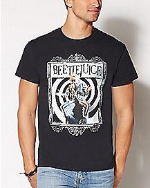 Grave Beetlejuice T Shirt