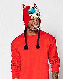 Stimpy Laplander Hat - Nickelodeon