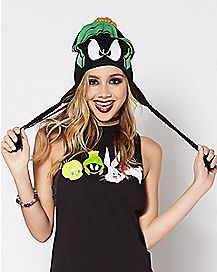 Marvin the Martian Looney Tunes Laplander Hat