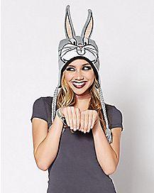 Bugs Bunny Laplander Hat - Looney Tunes