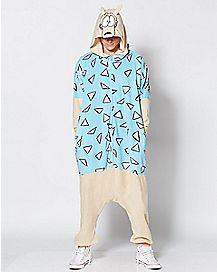 Rocko's Modern Life Pajama Costume