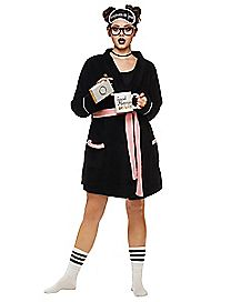 Hangover Morning Checklist Robe and Mask
