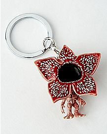 Pop Demogorgon Stranger Things Keychain