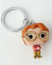 Pop Barb Stranger Things Keychain