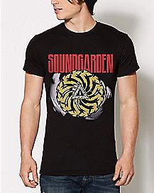 Badmotorfinger Soundgarden T Shirt