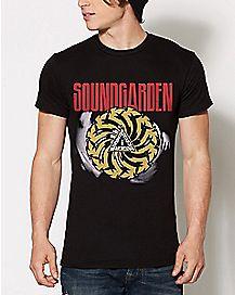 Badmotorfinger Soundgarden T Shirt