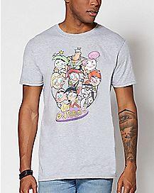 Fairly Odd Parents T Shirt - Nickelodeon