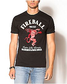 Fireball T Shirt