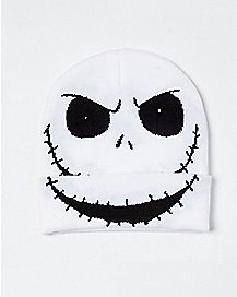 Jack Skellington Beanie Hat - The Nightmare Before Christmas