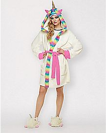 Unicorn Robe with Mask