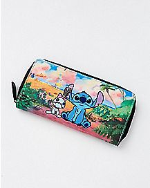 Stitch and Scrump Zip Wallet - Lilo & Stitch