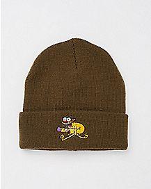 CatDog Cuff Beanie Hat - Nickelodeon
