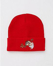 Taz Beanie Hat - Looney Tunes
