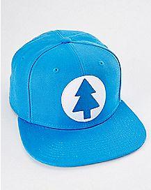 Dipper Gravity Falls Snapback Hat