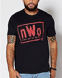 New World Order T Shirt - WWE