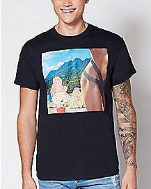Beach Body Family Guy T Shirt