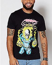 Ghost Rider T Shirt - Marvel