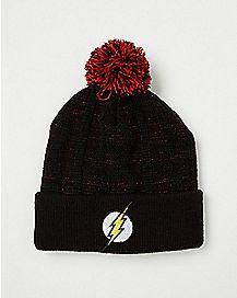 Pom The Flash Beanie Hat - Marvel