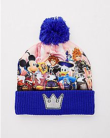 Kingdom Hearts Beanie Hat - Disney