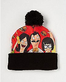 Bob's Burgers Pom Beanie Hat