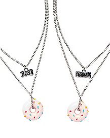 Donut Best Friends Necklaces