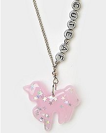 Cute AF Unicorn Necklace