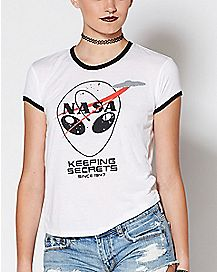 Keeping Secrets Since 1947 NASA T Shirt