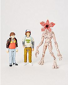 Will Dustin Demogorgon Figures 3 Pack - Stranger Things