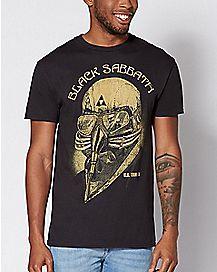 U.S. Tour '76 Black Sabbath T Shirt