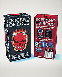 Inferno of Rock Trivia Game