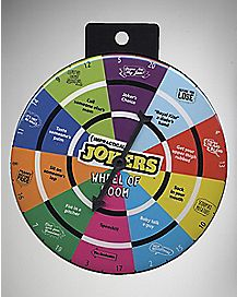 Impractical Jokers Spinner Button