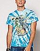 Tie Dye Alman Brothers Band T Shirt