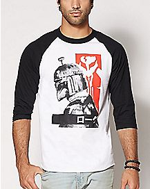 Boba Fett Star Wars T Shirt - Empire Collection