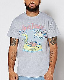 The Angry Beavers T Shirt - Nickelodeon