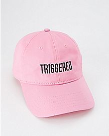 Triggered Dad Hat