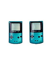 Gameboy Color Nintendo Stud Earrings