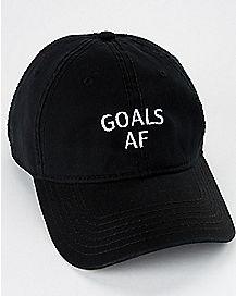 Goals AF Dad Hat