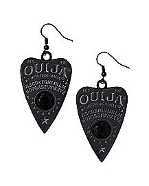 Planchette Ouija Dangle Earrings