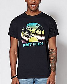 Sunset Dirty Heads T Shirt