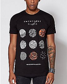 Blurryface Twenty One Pilots T Shirt