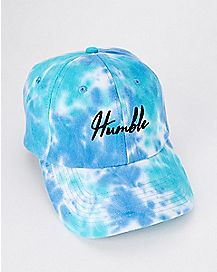 Tie Dye Humble Dad Hat