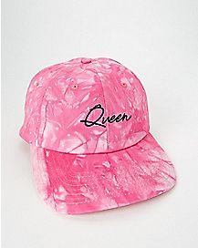 Pink Queen Dad Hat