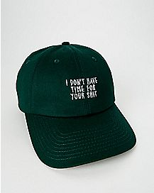Don't Have Time For This Shit Dad Hat