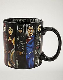 Justice League Coffee Mug 20 oz. - DC Comics